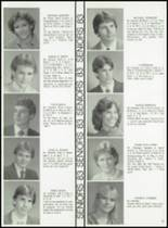 1983 Lima Central Catholic High School Yearbook Page 28 & 29
