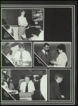 1983 Lima Central Catholic High School Yearbook Page 36 & 37