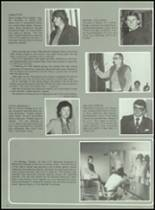 1983 Lima Central Catholic High School Yearbook Page 40 & 41