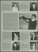 1983 Lima Central Catholic High School Yearbook Page 42 & 43