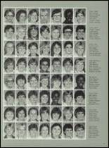 1983 Lima Central Catholic High School Yearbook Page 54 & 55