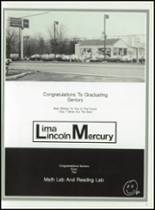 1983 Lima Central Catholic High School Yearbook Page 58 & 59