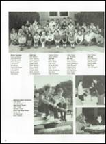 1983 Lima Central Catholic High School Yearbook Page 64 & 65