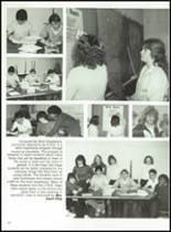 1983 Lima Central Catholic High School Yearbook Page 72 & 73
