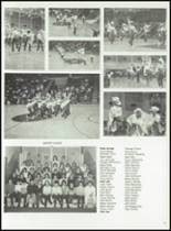 1983 Lima Central Catholic High School Yearbook Page 76 & 77