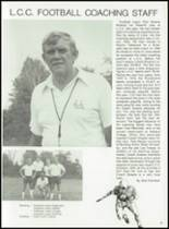 1983 Lima Central Catholic High School Yearbook Page 84 & 85