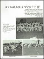 1983 Lima Central Catholic High School Yearbook Page 86 & 87