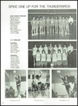 1983 Lima Central Catholic High School Yearbook Page 88 & 89