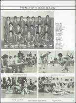 1983 Lima Central Catholic High School Yearbook Page 92 & 93