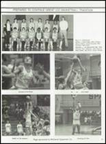 1983 Lima Central Catholic High School Yearbook Page 94 & 95