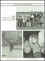 1983 Lima Central Catholic High School Yearbook Page 104 & 105