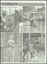 1983 Lima Central Catholic High School Yearbook Page 106 & 107