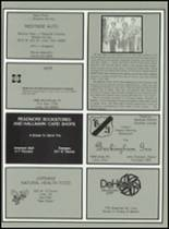 1983 Lima Central Catholic High School Yearbook Page 120 & 121