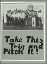 1983 Lima Central Catholic High School Yearbook Page 146 & 147