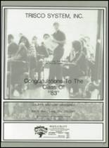 1983 Lima Central Catholic High School Yearbook Page 154 & 155