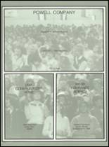 1983 Lima Central Catholic High School Yearbook Page 156 & 157