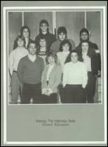 1983 Lima Central Catholic High School Yearbook Page 166 & 167