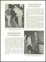 1965 Portland High School Yearbook Page 20 & 21