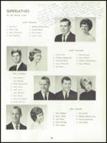 1965 Portland High School Yearbook Page 36 & 37