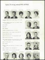 1965 Portland High School Yearbook Page 42 & 43