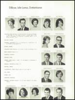 1965 Portland High School Yearbook Page 50 & 51