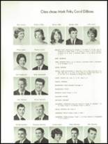 1965 Portland High School Yearbook Page 56 & 57