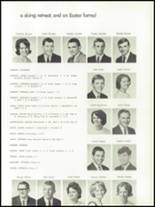 1965 Portland High School Yearbook Page 58 & 59