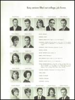 1965 Portland High School Yearbook Page 60 & 61