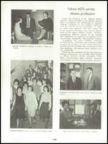 1965 Portland High School Yearbook Page 108 & 109