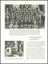 1965 Portland High School Yearbook Page 122 & 123