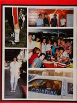 1985 Colonial High School Yearbook Page 14 & 15