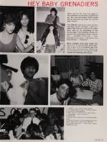 1985 Colonial High School Yearbook Page 18 & 19