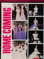 1985 Colonial High School Yearbook Page 28 & 29