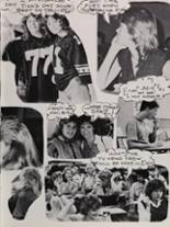 1985 Colonial High School Yearbook Page 36 & 37