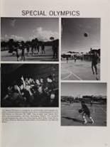 1985 Colonial High School Yearbook Page 50 & 51