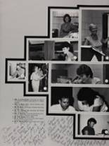 1985 Colonial High School Yearbook Page 68 & 69