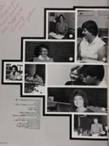 1985 Colonial High School Yearbook Page 72 & 73