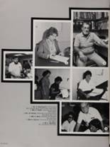 1985 Colonial High School Yearbook Page 80 & 81