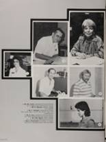1985 Colonial High School Yearbook Page 82 & 83