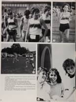 1985 Colonial High School Yearbook Page 104 & 105