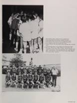 1985 Colonial High School Yearbook Page 108 & 109