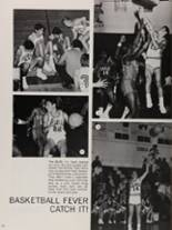 1985 Colonial High School Yearbook Page 110 & 111
