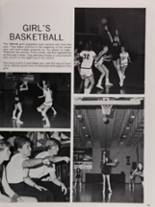 1985 Colonial High School Yearbook Page 112 & 113