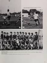 1985 Colonial High School Yearbook Page 116 & 117