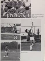 1985 Colonial High School Yearbook Page 124 & 125