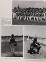 1985 Colonial High School Yearbook Page 132 & 133