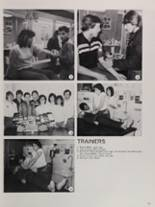 1985 Colonial High School Yearbook Page 142 & 143