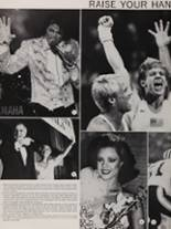 1985 Colonial High School Yearbook Page 144 & 145