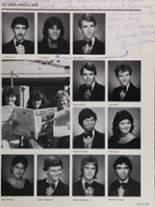 1985 Colonial High School Yearbook Page 152 & 153