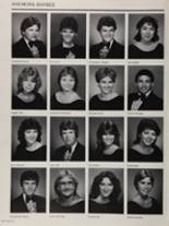 1985 Colonial High School Yearbook Page 154 & 155